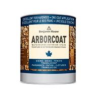 Portage Avenue Paints With advanced waterborne technology, is easy to apply and offers superior protection while enhancing the texture and grain of exterior wood surfaces. It's available in a wide variety of opacities and colors.boom