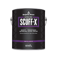 Portage Avenue Paints Award-winning Ultra Spec® SCUFF-X® is a revolutionary, single-component paint which resists scuffing before it starts. Built for professionals, it is engineered with cutting-edge protection against scuffs.