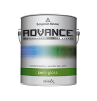 Portage Avenue Paints A premium quality, waterborne alkyd that delivers the desired flow and leveling characteristics of conventional alkyd paint with the low VOC and soap and water cleanup of waterborne finishes. Ideal for interior doors, trim and cabinets.